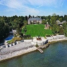Oakland County MI Waterfront Homes for Sale