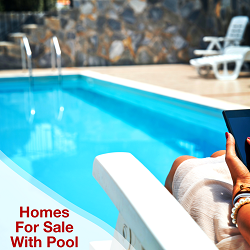 Sterling Heights MI Homes for Sale with Pool Now