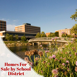 St Clair Shores Homes For Sale by School District