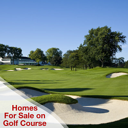 Oakland Twp MI Home for Sale on Golf Course