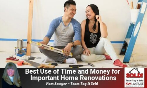 Important Home Renovations - Best Use of Time and Money in Metro Detroit MI   Team Tag It Sold
