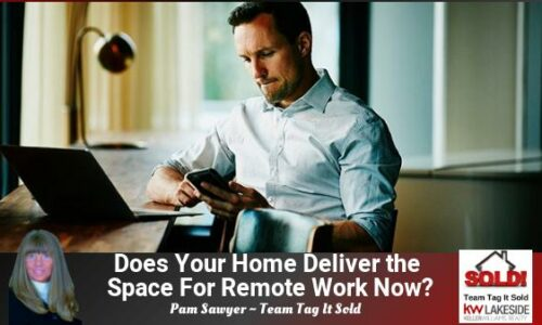 Remote Work do you have the space in your home