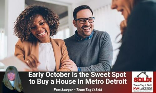 Is October a good time to buy a house in Metro Detroit MI