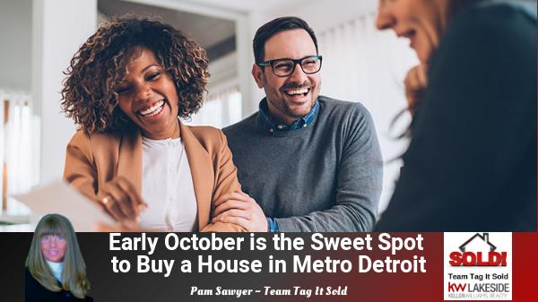Buy a House Now in October is the Sweet Spot for Buyers