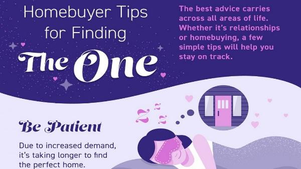 Important Homebuyer Tips for Finding the One
