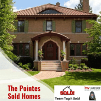 Grosse Pointe Area Mi Homes Sold - Team Tag It Sold