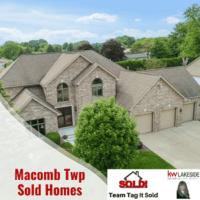 Macomb Twp Mi Homes Sold - Team Tag It Sold