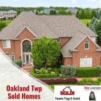 Oaklland Twp Mi Homes Sold - Team Tag It Sold