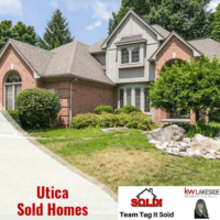 Utica Mi Sold Homes - Team Tag It Sold